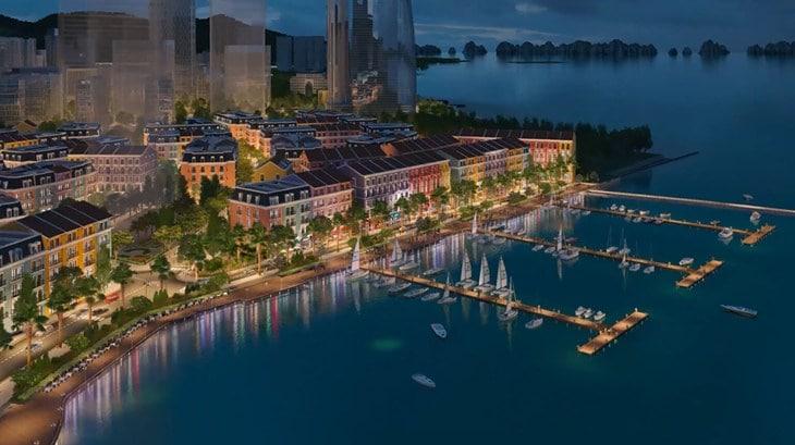 Tổng quan dự án Harbor Bay Ha Long