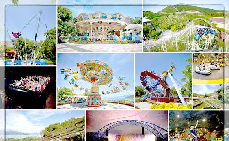 Tiện ích của quần thể dự án Grand World Phú Quốc