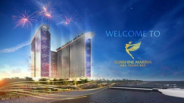 Dự án Condotel Sunshine Marina Bay
