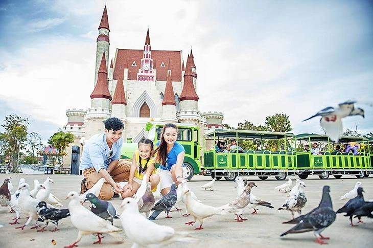 Hệ thống tiện ích dự án Shophouse Grand World Phú Quốc