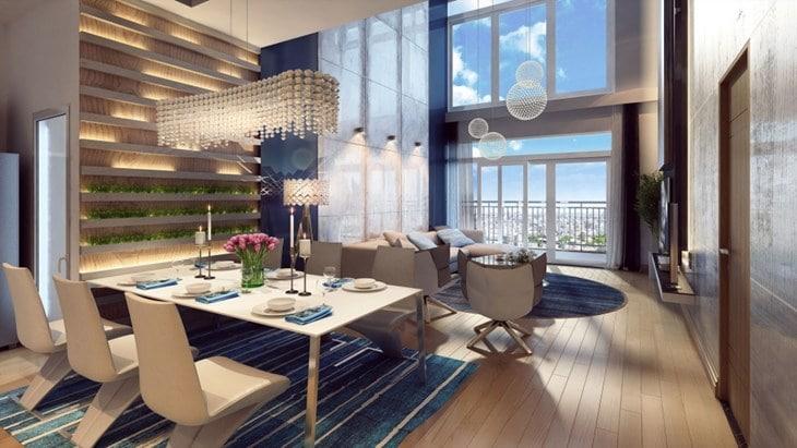 Thiết kế nội thất Codotel Địa Trung Hải 3
