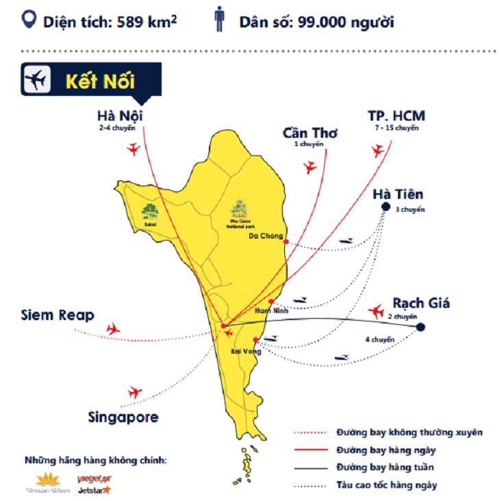 Bản đồ dự án Căn hộ Condotel Movenpick Phú quốc